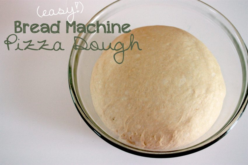non-bread bread machine recipes