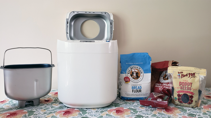 Oster 2lb Expressbake bread machine review